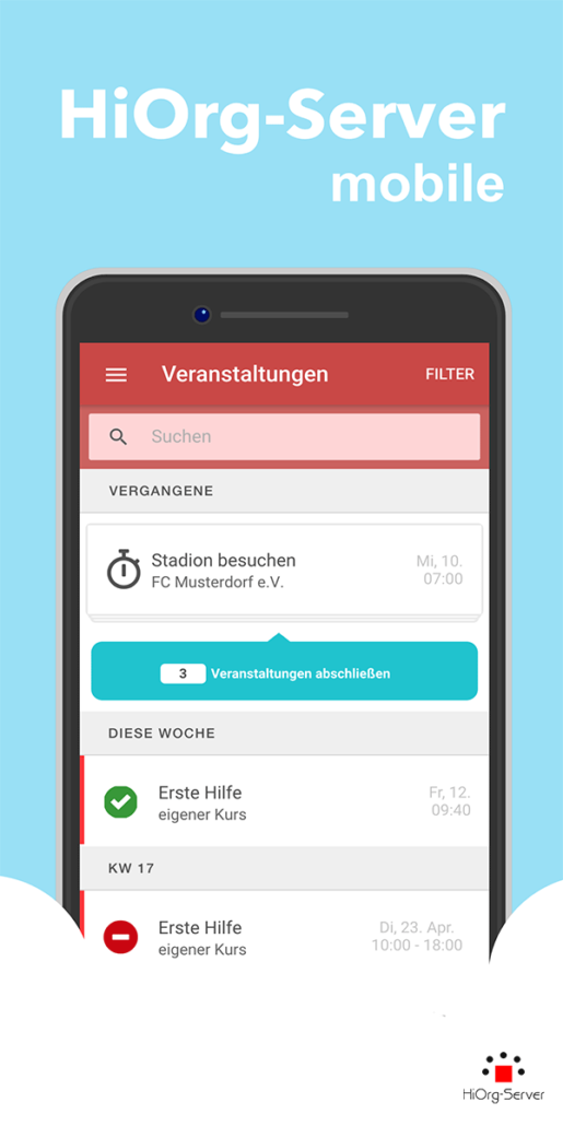 HiOrg-Server-App für Android