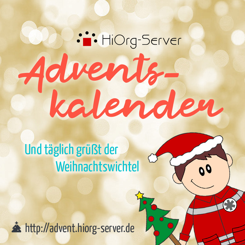 HiOrg-Server Adventskalender 2019