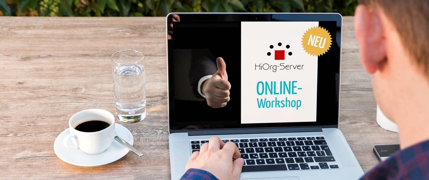 Neu: Online-Workshops für HiOrg-Server