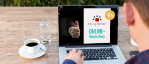 Neu: Online-Workshops
