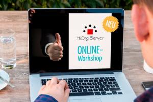 Neu: Online-Workshops