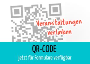 Beitragsbild QR-Code als Variable für Formulare