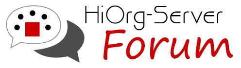 Nutzer-Forum HiOrg-Server